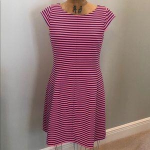 Lilly Pulitzer Briella Fit & Flare Dress Sz Large